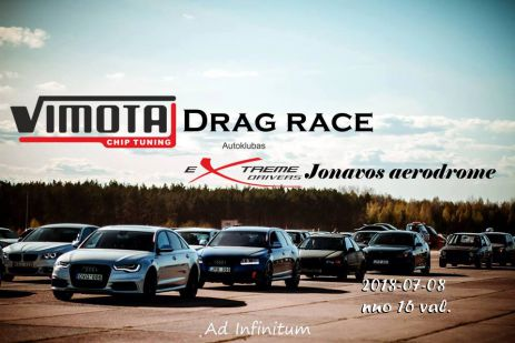 Jonava Vimota Drag Race